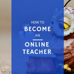 owl laptop how to become an online teacher