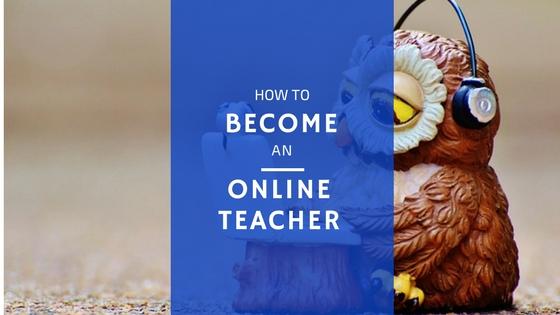 owl laptop how to become an online teacher