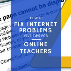 how to fix internet problems