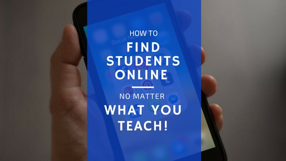 how to find students online
