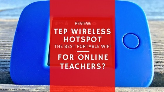 tep portable hotspot review