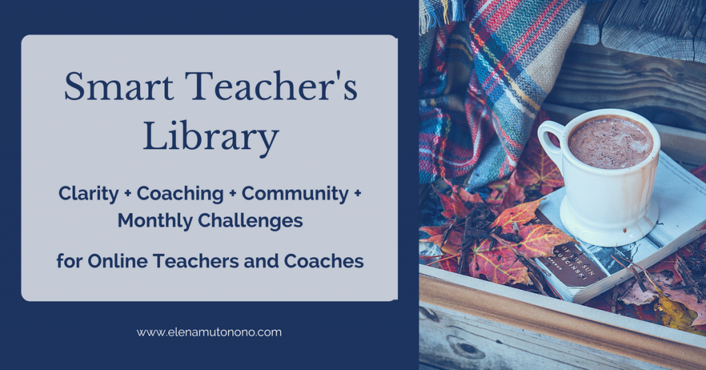 smart online teacher's library banner