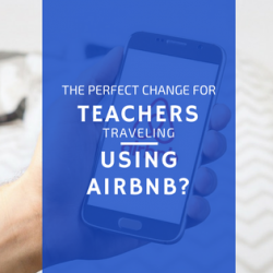 teachers traveling using airbnb