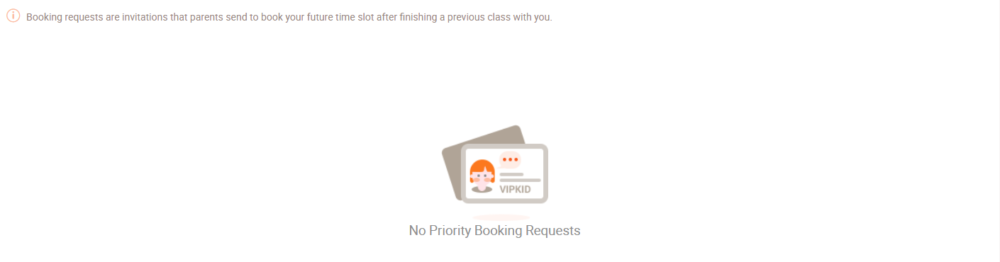 vipkid priority booking
